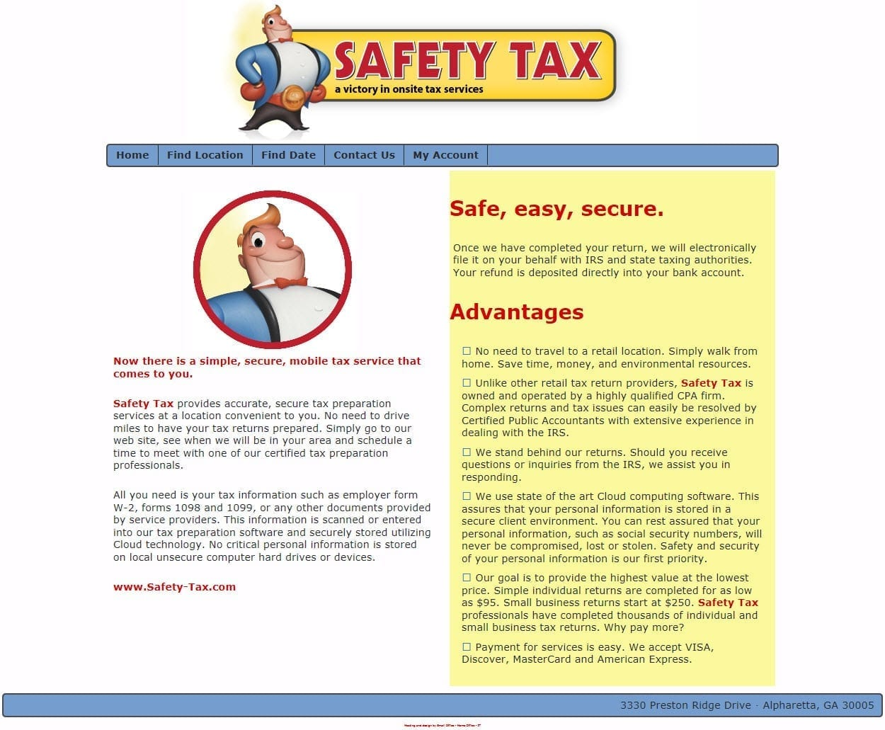 Safety Tax